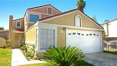 463 Barca Creek Drive, Perris, CA 92571 - MLS#: SW18029860