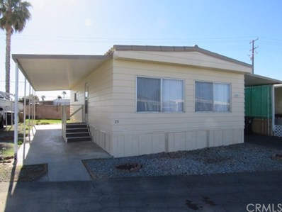 332 N Lyon UNIT 25, Hemet, CA 92543 - MLS#: SW18030664