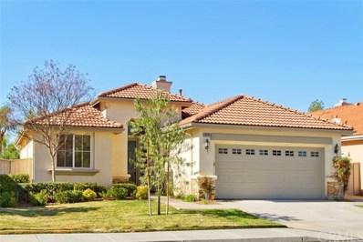 29143 Hidden Lake Drive, Menifee, CA 92584 - MLS#: SW18030807