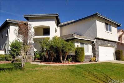 925 Shepard Crest Drive, Corona, CA 92882 - MLS#: SW18033159