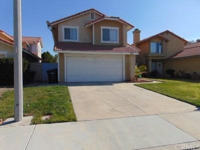 597 La Bonita Avenue, Perris, CA 92571 - MLS#: SW18035047
