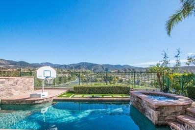 10 Amberwicke, Rancho Santa Margarita, CA 92679 - MLS#: SW18037238