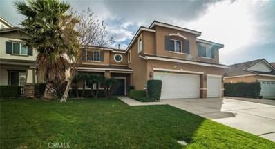 13713 Turf Paradise Street, Eastvale, CA 92880 - MLS#: SW18040181