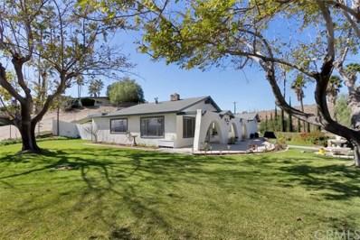 5524 Montero Drive, Jurupa Valley, CA 92509 - MLS#: SW18043375