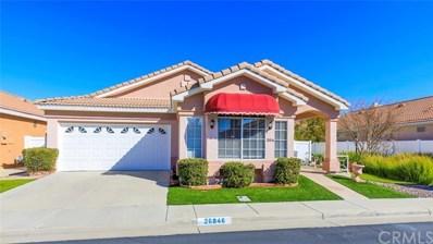 26846 Buccaneer Drive, Menifee, CA 92585 - MLS#: SW18044918