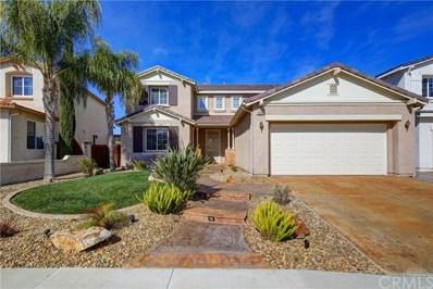 29545 Peacock Mountain Drive, Menifee, CA 92584 - MLS#: SW18046258