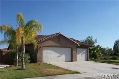 25595 Ridgemoor Road, Menifee, CA 92586 - MLS#: SW18046464