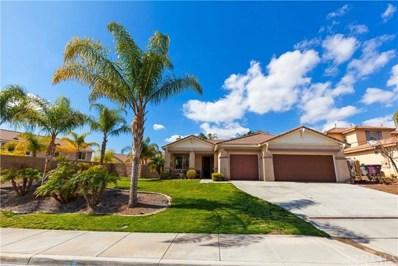 28829 Eridanus Drive, Menifee, CA 92586 - MLS#: SW18047596