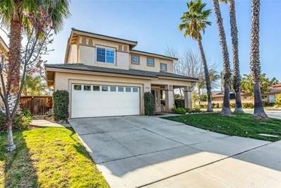 29625 Desert Terrace Drive, Menifee, CA 92584 - MLS#: SW18047768