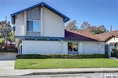 1721 Firvale Avenue, Montebello, CA 90640 - MLS#: SW18047941