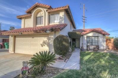 25609 El Greco Drive, Moreno Valley, CA 92553 - MLS#: SW18049026