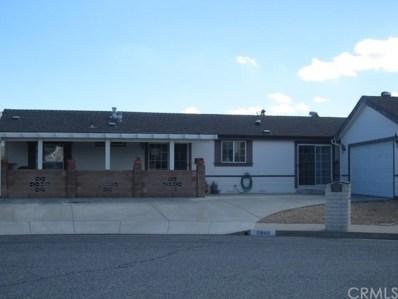 2849 Basswood Court, Hemet, CA 92545 - MLS#: SW18049503