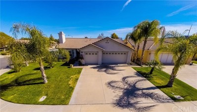 24425 Stallion Court, Murrieta, CA 92562 - MLS#: SW18050875