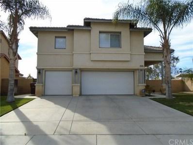 25645 Corbis Street, Menifee, CA 92585 - MLS#: SW18051456