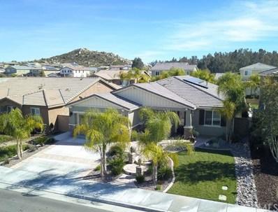 25283 High Plains Court, Menifee, CA 92584 - MLS#: SW18051596