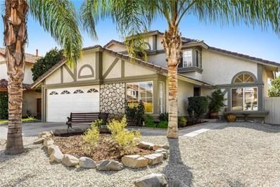 27680 Camino Bella Drive, Menifee, CA 92585 - MLS#: SW18052678