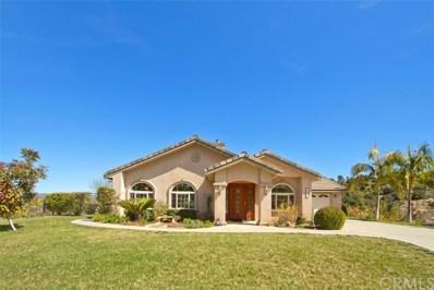 255 Patton Oak Road, Fallbrook, CA 92028 - MLS#: SW18055118