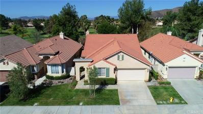 29293 Hidden Lake Drive, Menifee, CA 92584 - MLS#: SW18055395