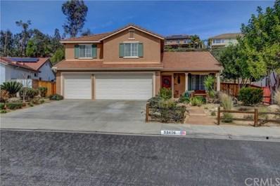 23476 Mountain Breeze Drive, Murrieta, CA 92562 - MLS#: SW18057576