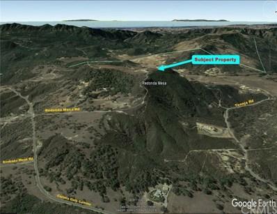 0 Redonda Mesa, Murrieta, CA  - MLS#: SW18058566