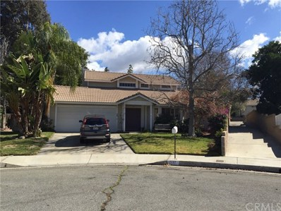 1537 Emilia Way, Redlands, CA 92374 - MLS#: SW18059667