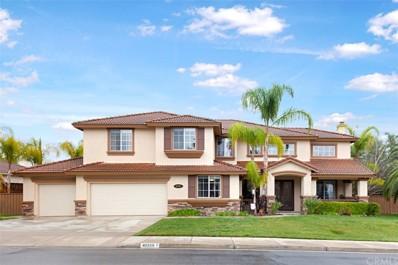40268 Odessa Drive, Temecula, CA 92591 - MLS#: SW18064132