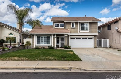 13374 Cloudburst Drive, Corona, CA 92883 - MLS#: SW18065385