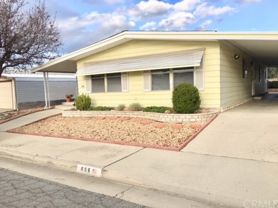 656 De Soto Drive, Hemet, CA 92543 - MLS#: SW18068061