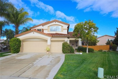 23409 Mount Ashland Court, Murrieta, CA 92562 - MLS#: SW18068619