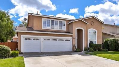 37334 Bunchberry Lane, Murrieta, CA 92562 - MLS#: SW18068937
