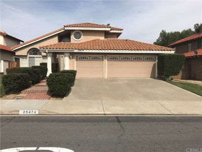 25474 Blackthorne Drive, Murrieta, CA 92563 - MLS#: SW18069273