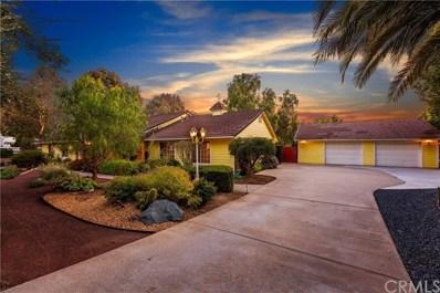1056 Capra Way, Fallbrook, CA 92028 - MLS#: SW18069495