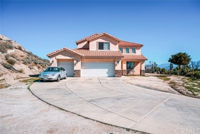1344 Little Rock Lane, Perris, CA 92570 - MLS#: SW18069613
