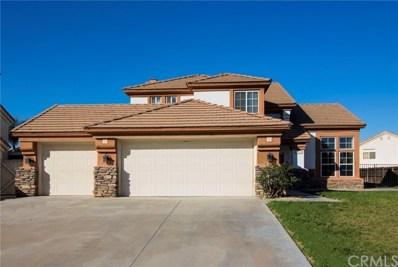 1581 Rexford Drive, Hemet, CA 92545 - MLS#: SW18070017