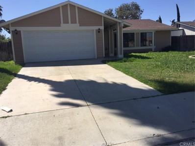 26435 Baldy Peak Drive, Menifee, CA 92586 - MLS#: SW18070833