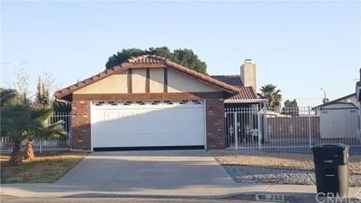 755 Don Drive, Hemet, CA 92543 - MLS#: SW18071126