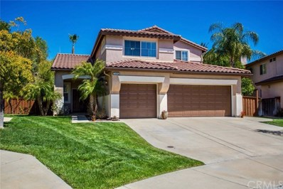 23410 Mount Ashland Court, Murrieta, CA 92562 - MLS#: SW18071147