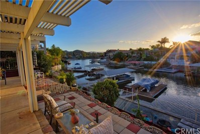 30177 Lands End Place, Canyon Lake, CA 92587 - MLS#: SW18071294