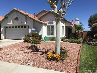 27322 Prominence Road, Menifee, CA 92586 - MLS#: SW18072600