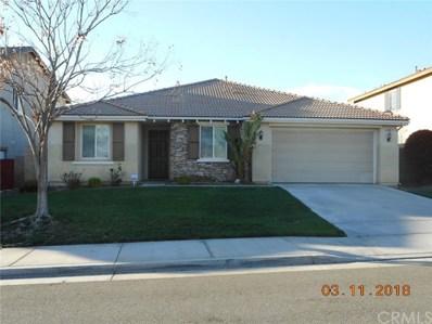28882 Waterford Street, Menifee, CA 92584 - MLS#: SW18073336