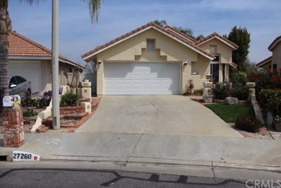 27260 Uppercrest Court, Sun City, CA 92586 - MLS#: SW18075421