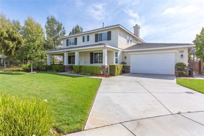 27910 Hide Away Court, Menifee, CA 92585 - MLS#: SW18076400