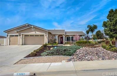 23861 Noelle Avenue, Murrieta, CA 92562 - MLS#: SW18077527