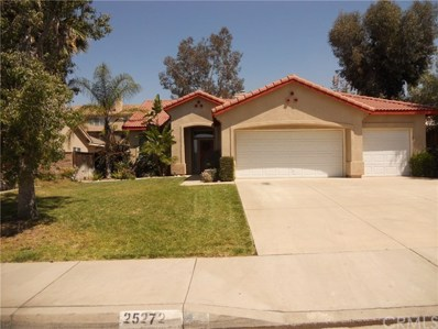 25272 Hemlock Avenue, Moreno Valley, CA 92557 - MLS#: SW18079781