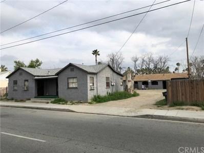 240 W Esplanade Avenue, San Jacinto, CA 92582 - MLS#: SW18080790