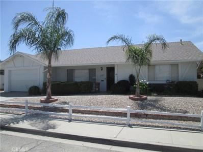 1161 Rosewood Place, Hemet, CA 92543 - MLS#: SW18080882