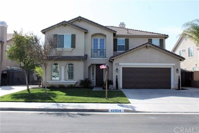 42534 Vancouver Place, Murrieta, CA 92562 - MLS#: SW18082203