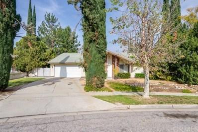 1310 Fulbright Avenue, Redlands, CA 92373 - MLS#: SW18082993