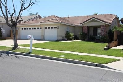 3950 Pine Valley Way, Corona, CA 92883 - MLS#: SW18083051