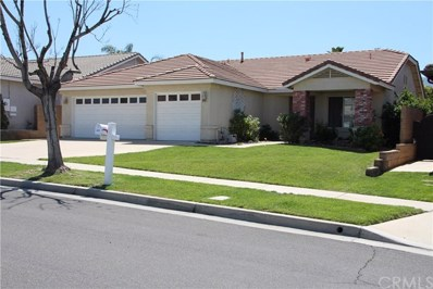 3950 Pine Valley Way, Corona, CA 92883 - MLS#: SW18083051